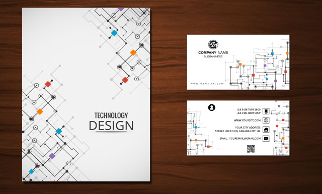 Business cards, flyers, brochures, posters
